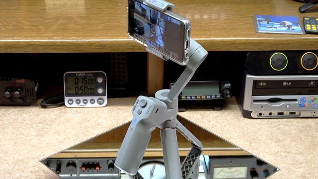 Foldable Smartphone Gimbal MOZA Mini MX - Unboxing - Setup and Close Look