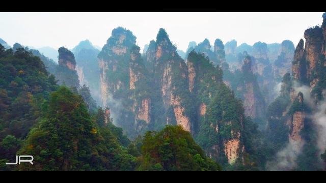 Zhangjiajie (张家界) - Avatar Mountain