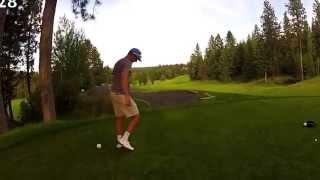 Hangman Valley Golf Course With GoPro