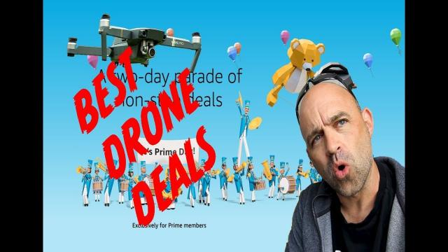 Amazon Prime best drone deals 2019: Be Quick !