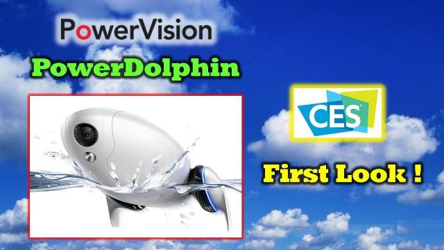 PowerDolphin - A Clever New Product From PowerVision!