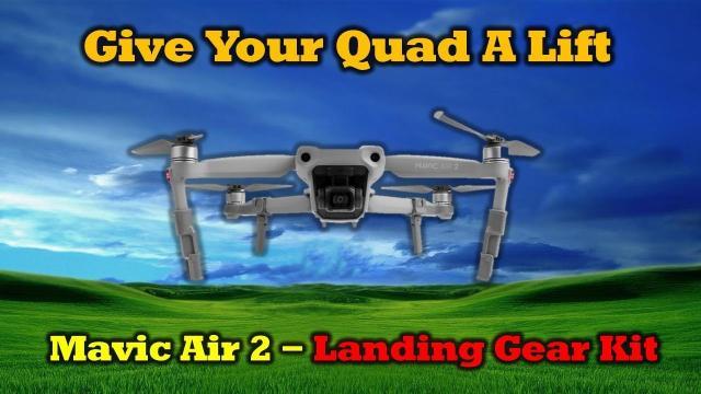 Mavic Air 2 - New Landing Gear Accessory Review