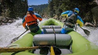 GoPro: Rafting the North Fork Payette River in 4K   HERO7 Black