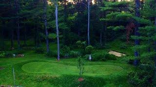 Backyard Golf Skillz 6   GoPro Hero 3