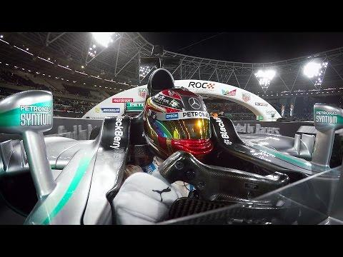 GoPro: Race Of Champions Mercedes Formula One In 2.7K
