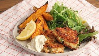 Homemade Shrimp Cakes | Episode 1225