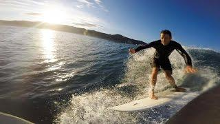 GoPro Awards: Indonesia Surf Trip With Dad