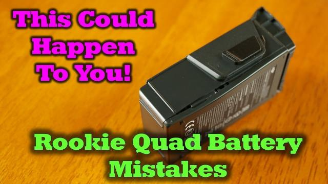 5 Rookie Drone Battery Mistakes That Could Cost You Money