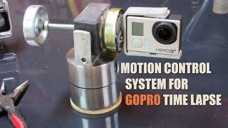 DIY Motion Control System for GoPro Time Lapse