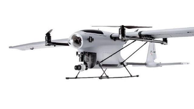DJI's Rumored VTOL Fixed Wing Aircraft