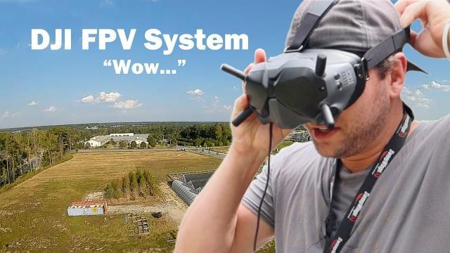 First Impressions with the DJI Digital FPV System - Ricker Life FPV