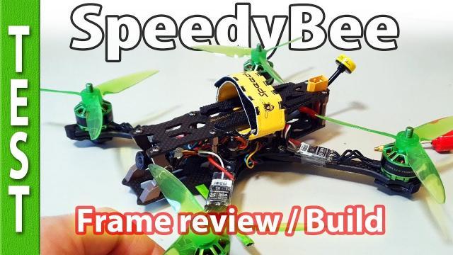 I'm building me a fine FREESTYLE Quad (SpeedyBee Frame, FXT ARES VTX)
