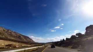 Salt Lake City to Las Vegas VideoLapse