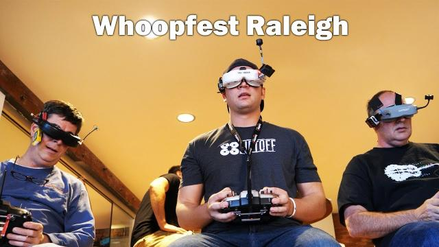 First Whoopfest in Raleigh - Ricker Life FPV