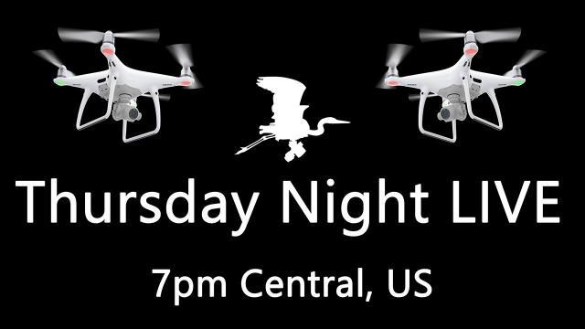 Ken Heron - TNL Show #23 - Ed Ricker - Xiaomi Mi Drone Giveaway