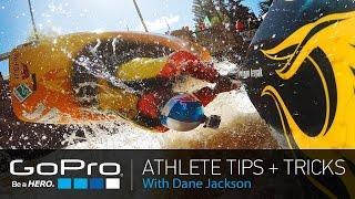 GoPro Athlete Tips and Tricks: Kayaking with Dane Jackson (Ep 21)
