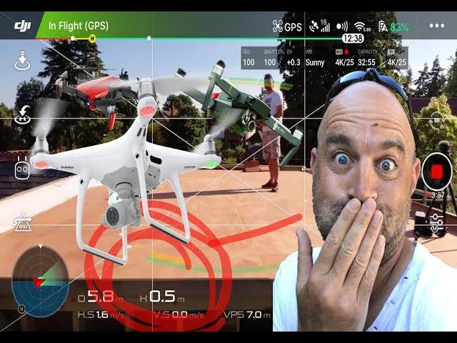 DJI Go4 App & Drone Height. What EVERY drone flyer NEEDS to know.
