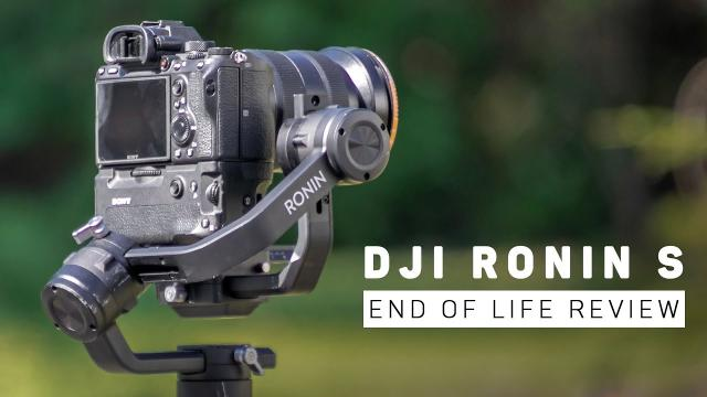 DJI Ronin S - End of Life Review