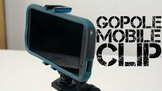 GoPole Mobile Clip
