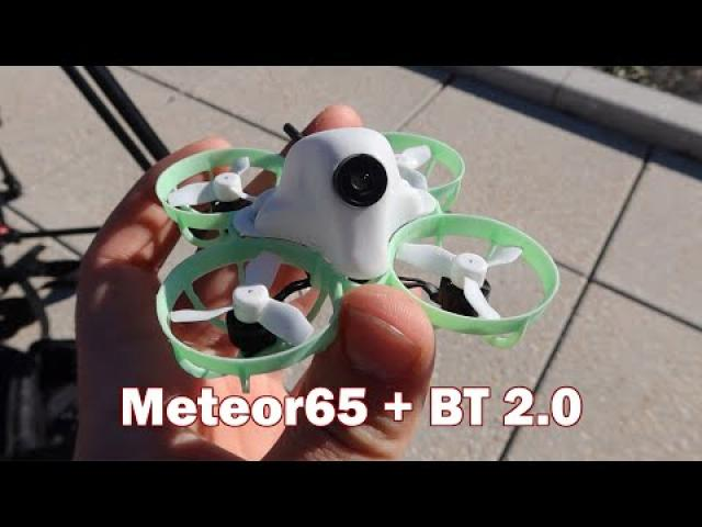 BetaFPV Meteor65 - Indoor/outdoor whoop that packs a punch!