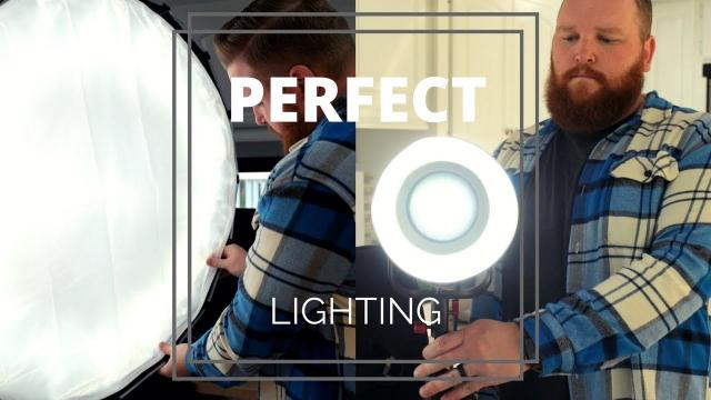 The Only Video Light You Need for Perfect Youtube Lighting - Aputure 120D Review