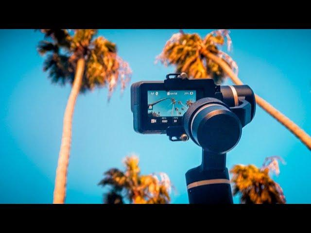 The BEST GoPro 6 GIMBAL? FeiyuTech G6