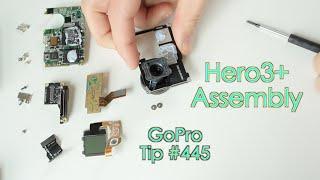 GoPro Hero3+ Assembly - GoPro Tip #445