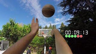 GoPro: 3-Point World Record - Basketball