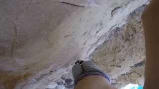 GoPro Rock Climbing