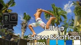 TUTO : faire un Ultra Slow Motion (after effect - Twixtor)