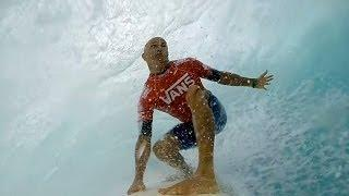 GoPro: Kelly Slater's Left Barrel At Sunset Beach - Vans Triple Crown 2013