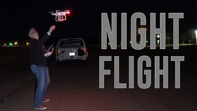 Legally flying a Drone at an airport at Night - KEN HERON (FAA Daytime Waiver)