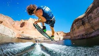 GoPro: Lake Powell Wakeboarding Adventures