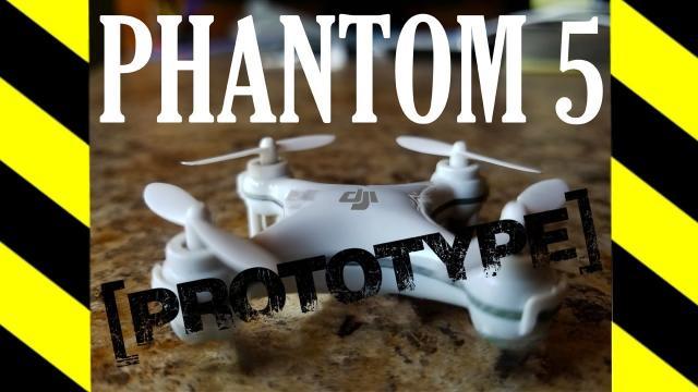 Ken Heron - Phantom 5 Prototype and Giveaway