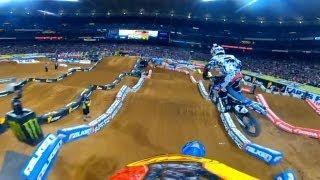 GoPro HD:  St. Louis - Monster Energy Supercross 2012