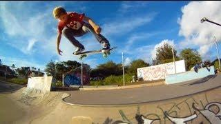 GoPro HD Hero Camera: Banzai Skatepark with Kalani David