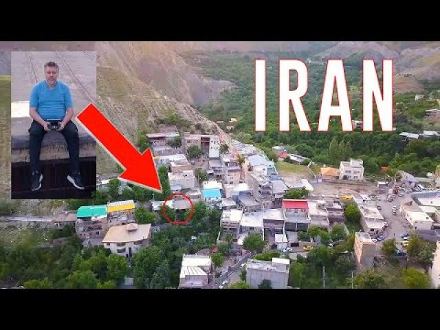 Flying drones in Iran - This will blow your MIND!