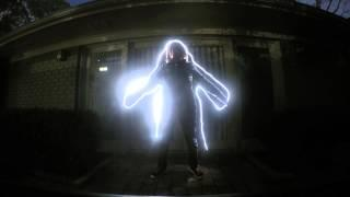 Light Painting With Gopro