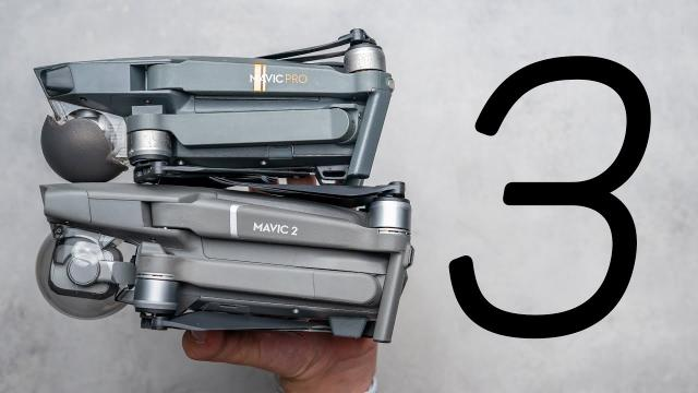 The Future of The DJI Mavic Pro Series - My Thoughts!