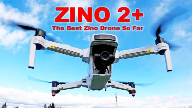 Hubsan Zino 2 Plus is the best ZINO Drone so far!  Review.