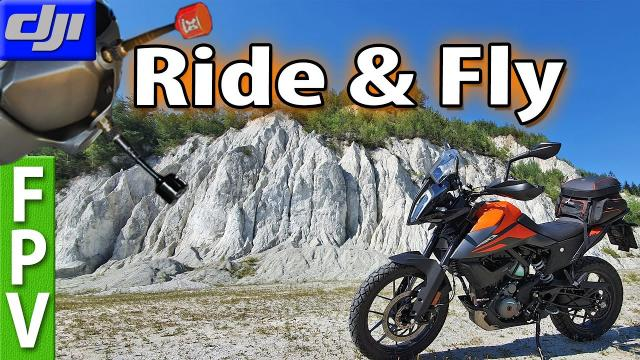 Ride and Fly - The Quarry