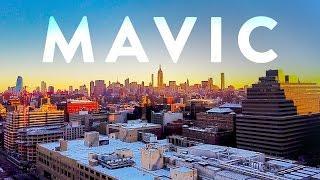 DJI Mavic Pro: Epic Footage w/ MKBHD!