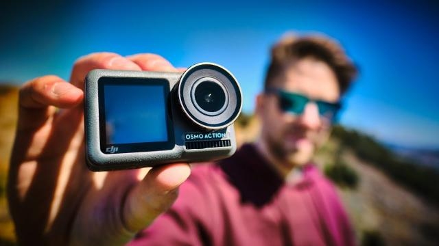 NEW DJI OSMO ACTION CRAZY IN DEPTH REVIEW !