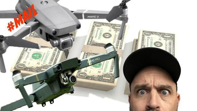 Can I SELL drone footage WITHOUT A PFCO? Not the answer you Expected?// Mail #137