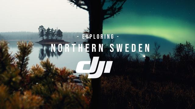 DJI RS 2 - Exploring Northern Sweden ft. Erik Hedenfalk