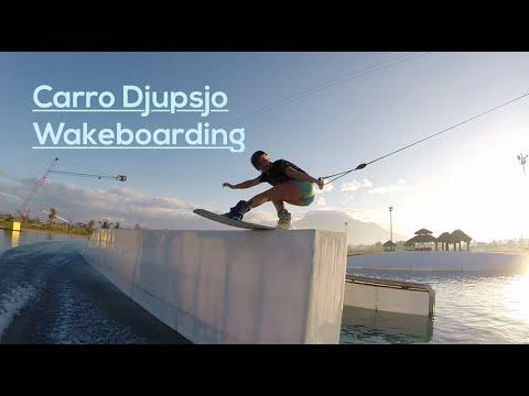 Carro Djupsjö Shreds CWC - GoPro Wakeboarding