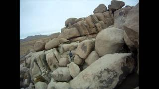 GoPro Rock Climbing-Joshua Tree: Cap Rock