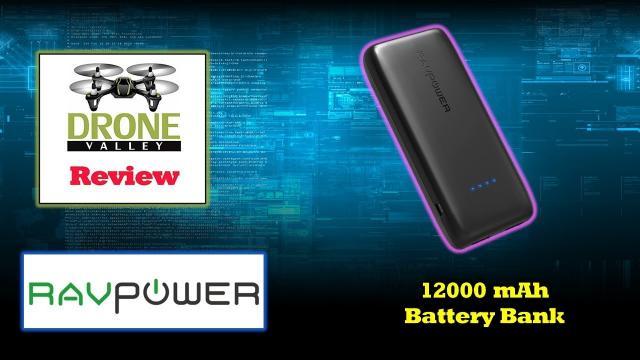RavPower 12000 mAh PowerBank Review - A Pocketful of Power!