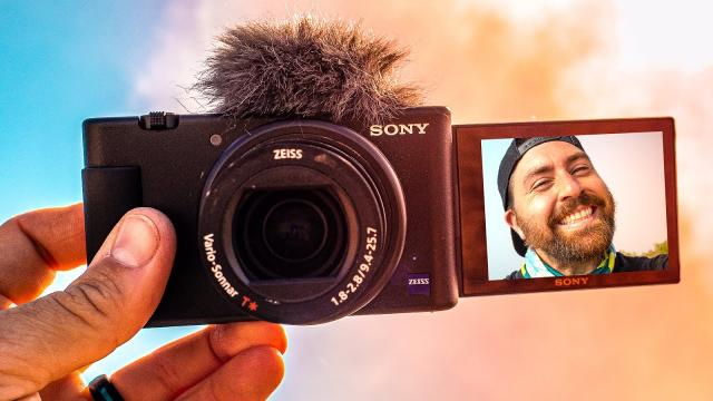 Sony ZV-1 The YouTuber Dream Camera?