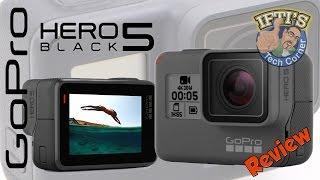 GoPro Hero 5 Black - Full REVIEW & SAMPLE CLIPS